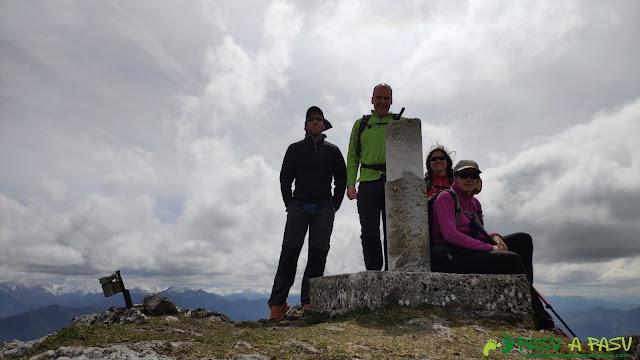 Cima del Pico Trigueiro