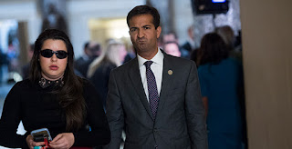 Rep. Carlos Curbelo (R-Fla.) is a critic of President Trump's climate views. (Credit: Tom Williams/CQPHO/Associated Press) Click to Enlarge.