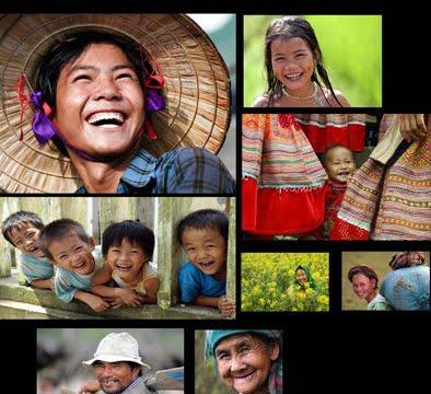 Phanblogs 10 đặc điểm của người VN cần biết khi giao tiếp. (Theo cách đánh giá của Viện Xã Hội Hoa Kỳ)