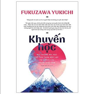 Sách về tinh thần độc lập tự cường: Khuyến Học - Bìa Cứng ebook PDF EPUB AWZ3 PRC MOBI