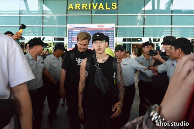 Sao Hàn đến Việt Nam: Ngôi sao Hiphop Jay Park đến Đà Nẵng
