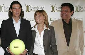 Rafael Nadal Family Wife Son Daughter Father Mother Age Height Biography Profile Wedding Photos