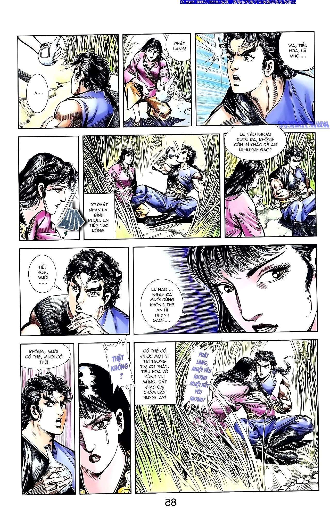 Cơ Phát Khai Chu Bản chapter 146 trang 7