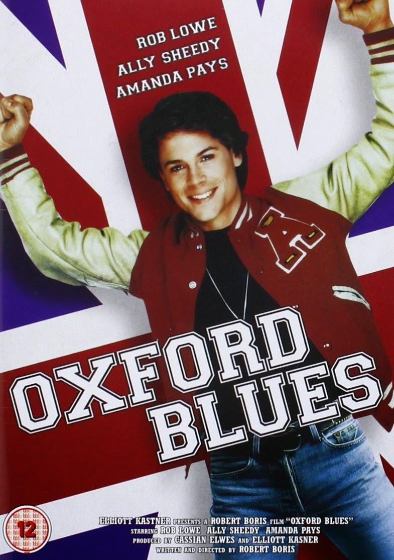 OXFORD BLUES sequel, OXFORD BLUES (1985)