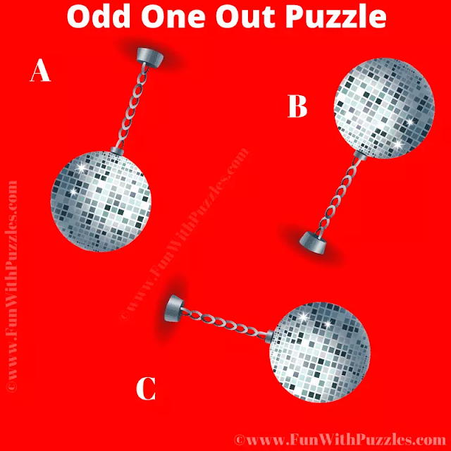 Can you find the Odd One Out in this Brain Teaser Riddle?