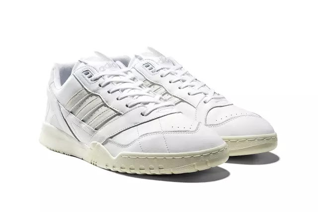 differently ee755 4f3aa Pretty Unveiled Adidas Originals AR Trainer   SC Premiere Sneakers