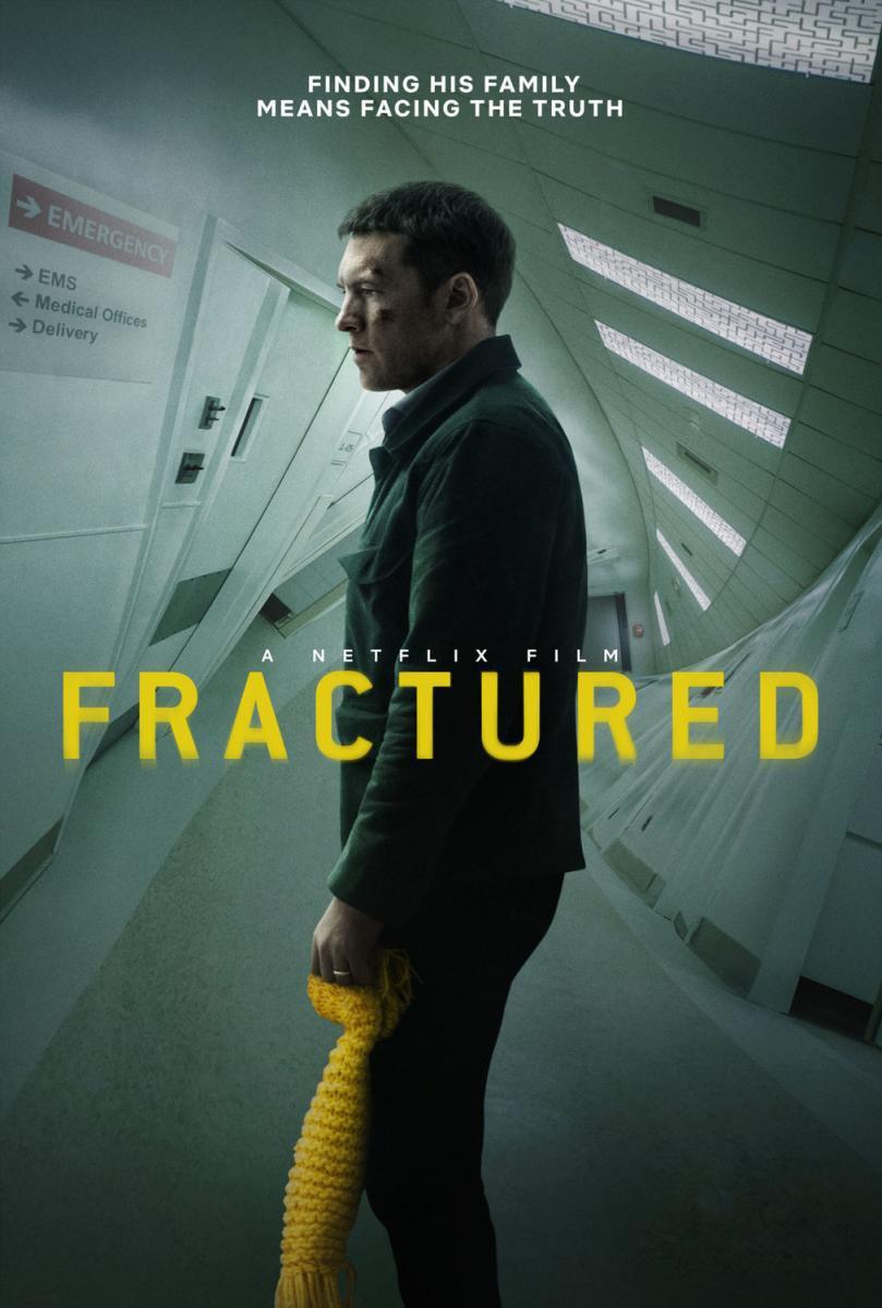 Fractured [2019] [CUSTOM HD] [DVDR] [NTSC] [Latino]