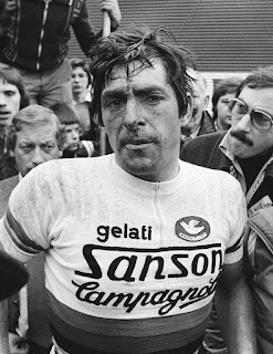 Francesco Moser was one of the greatest  road racers of his or any era