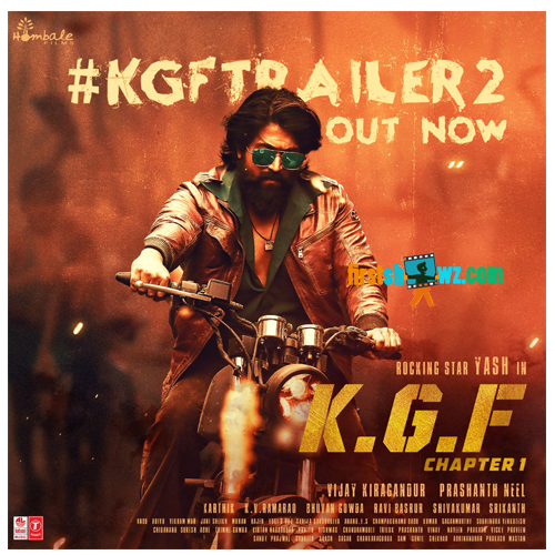 KGF Movie Latest Telugu Trailer - Latest Movie Updates