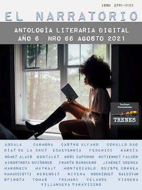 EL NARRATORIO  ANTOLOGÍA LITERARIA DIGITAL NRO 66