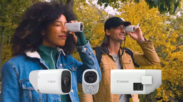 Canon PowerShot ZOOM compact monocular, gadgets