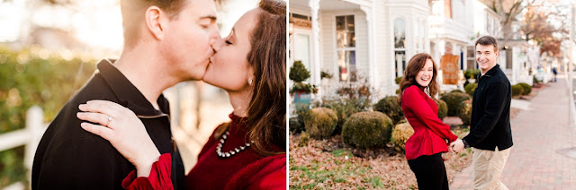 St. Michaels Engagement Session photographed by Maryland Wedding Photographer Heather Ryan Photography