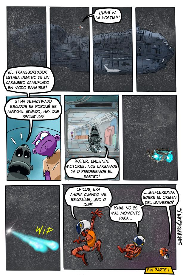 178 - El carguero espacial