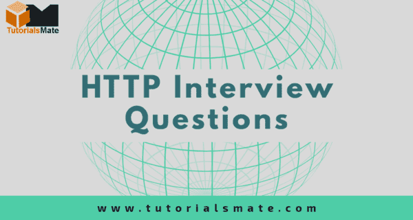 HTTP Interview Questions