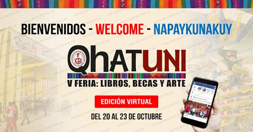 QHATUNI: Una de las ferias más importantes de Lima tendrá su primera edición virtual - www.uni.edu.pe