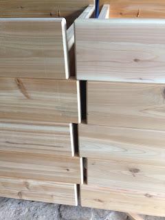 fingerjoint modular wood box large rectangle NYC custom built cedar planters NYC NewYorkPlantings Garden Designers Landscape Carpenters.jpg