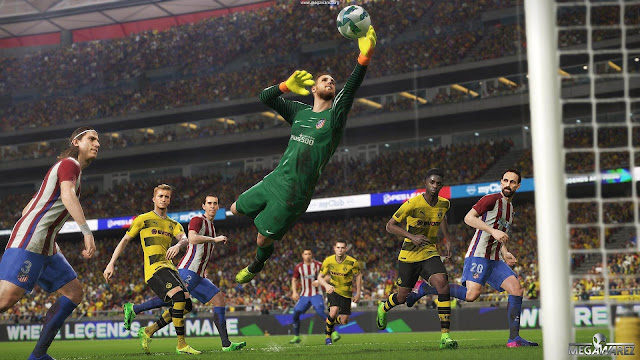 Pro Evolution Soccer 2018 pc imagenes