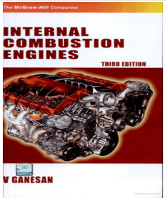 Internal Combustion Engines Third Edition By V Ganesan