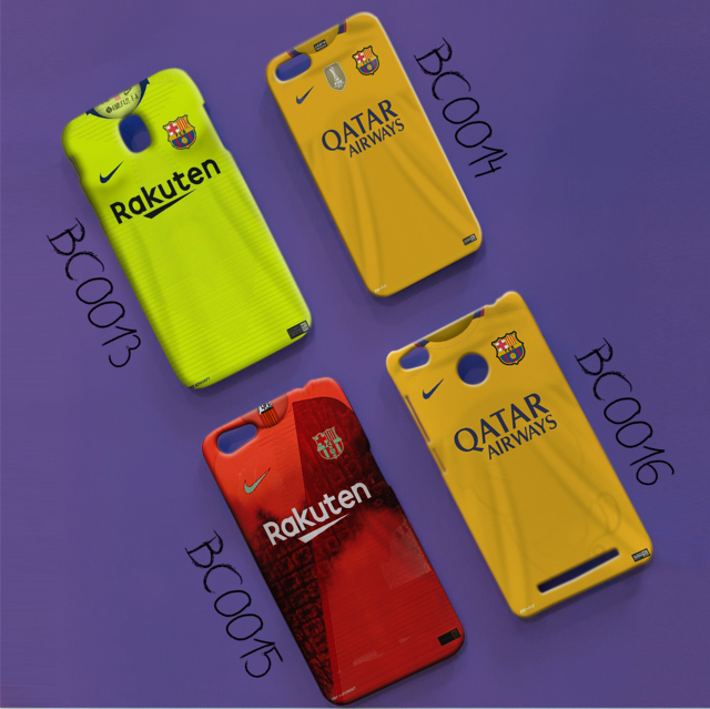 softcase hp barcelona fc