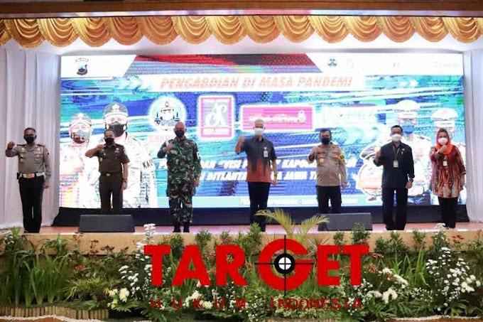 Launching ETLE, Kapolda Jateng : 27 Titik Penegakan Hukum Akan Ditingkatkan Jadi 50 Titik