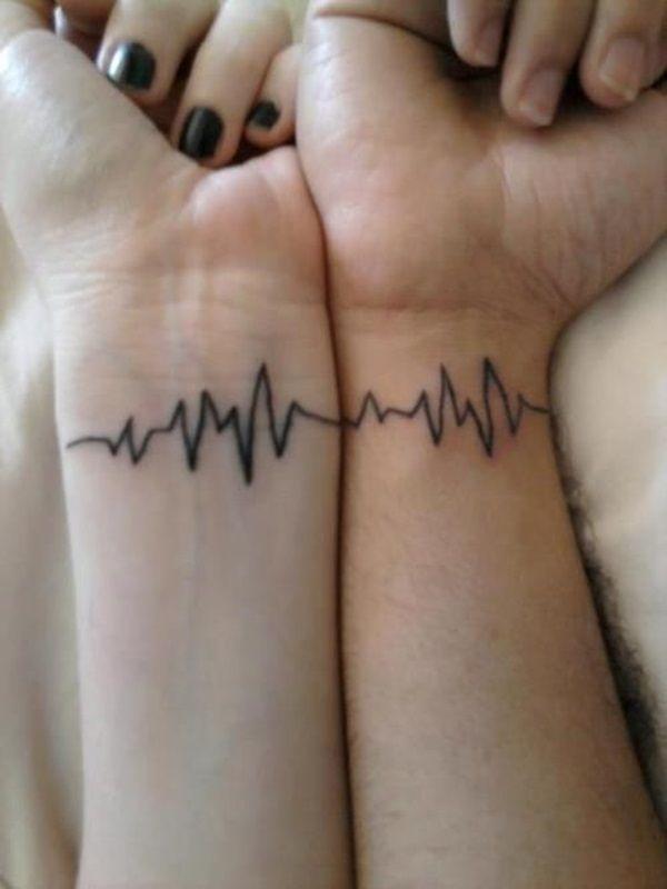 Mytattoolandcom Heartbeat Tattoo Ideas