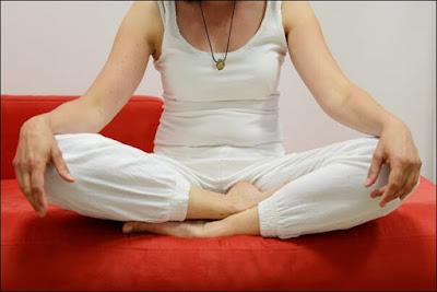 posisi meditasi yang tepat