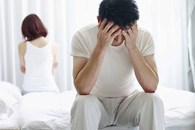 Cách nhận biết chồng bị yếu sinh lý