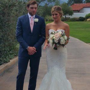 The Ryans Wedding Portrai