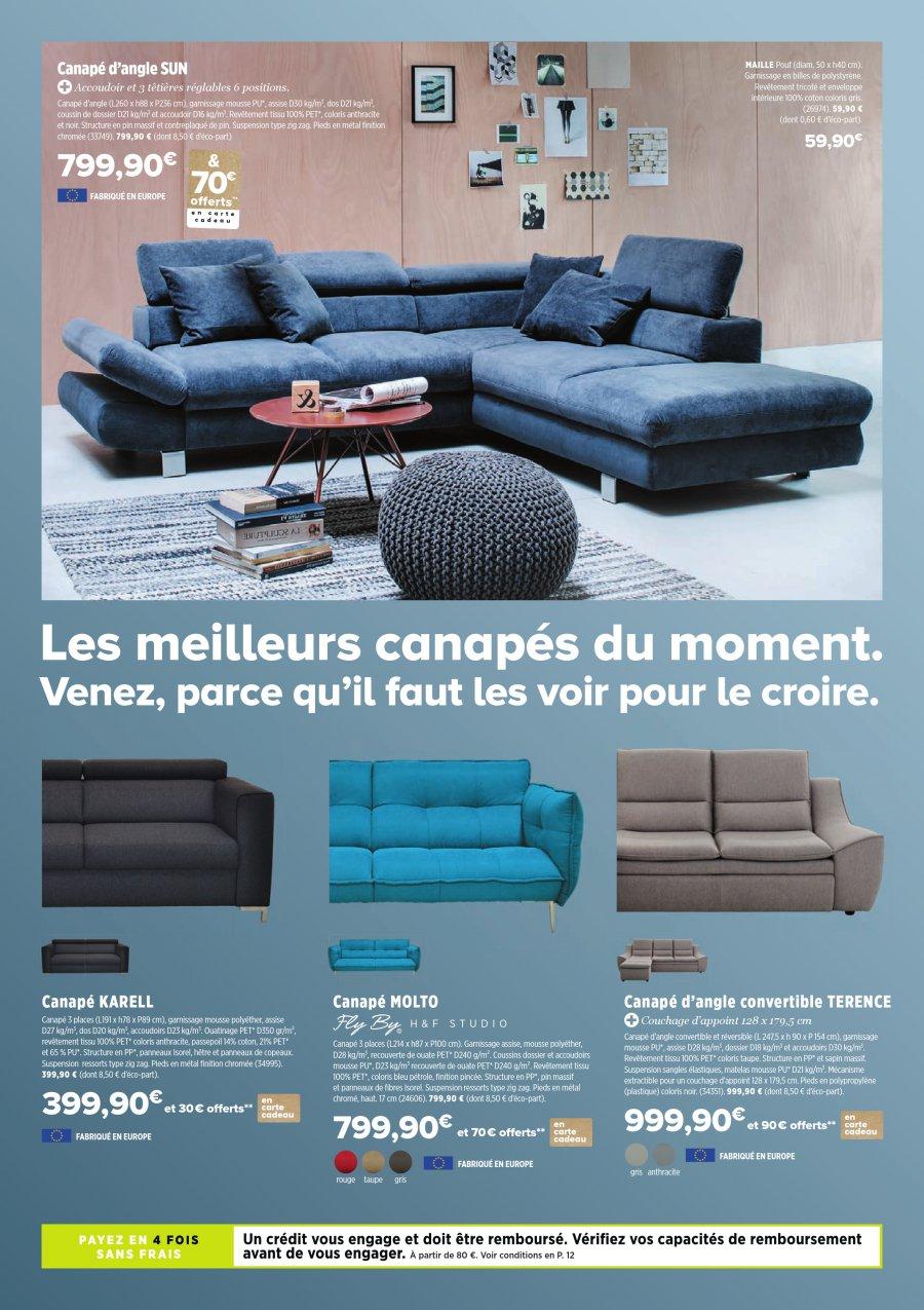 canape sun fly yc71 jornalagora. Black Bedroom Furniture Sets. Home Design Ideas
