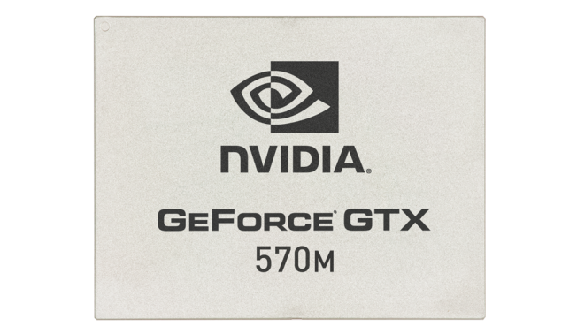 Nvidia GeForce GTX 570M Driver Download