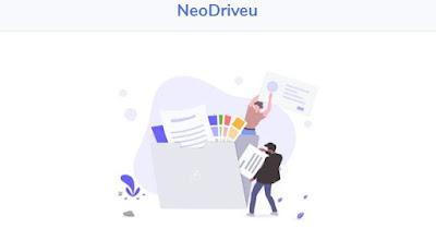 NeoDrive - v2.0.6 Google Drive File Sharing and Exchange Script