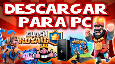 clash royale para pc