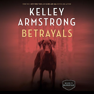 review: Kelley Armstrong's Betrayals
