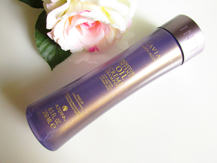 Review: ALTERNA - Moisture Intense Oil Shampoo - 250ml - 39.99 €