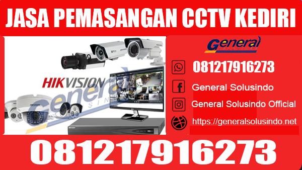 Jasa Pemasangan CCTV Ngasem Kediri