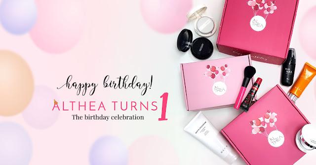 Althea's 1st Birthday Celebration