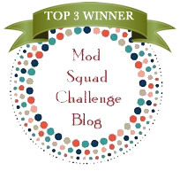 Winner at Mod Squad Challenge Blog