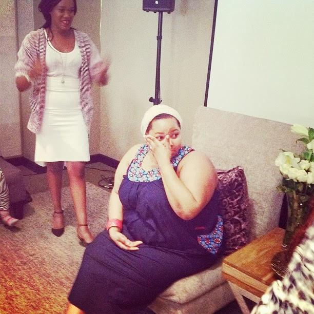Dudu tsobane wedding invitations