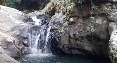 wisata curug tilu purwakarta