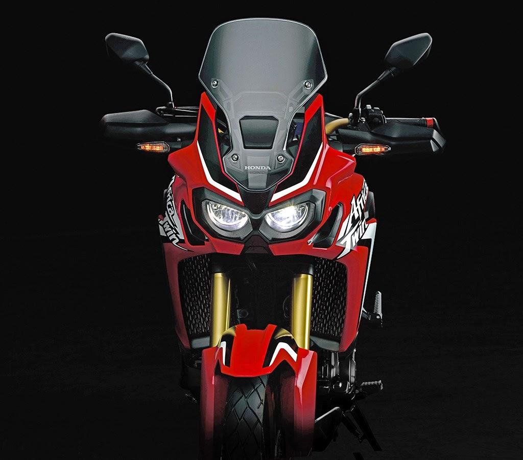 Sosok Honda CRFL Africa Twin Terbaru Plus Video IndoRiders