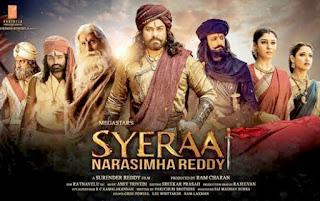 Sye Raa Narasimha Reddy full movie download movietv.in