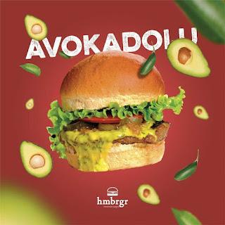 hmbrgr menü fiyat listesi kampanya avokadolu siparişi
