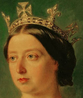 Queen Victoria United Kingdom Regal Circlet Tiara