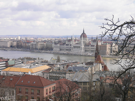 Budapest. 5 destinos románticos para una escapada en San Valentin