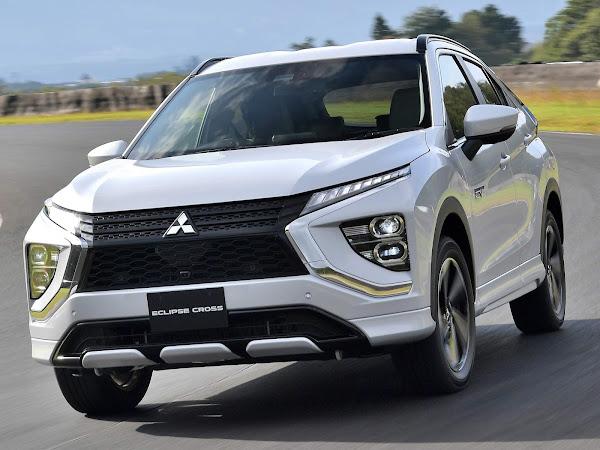 Novo Mitsubishi Eclipse Cross 2021: fotos e detalhes