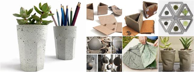 Creaciones con cemento