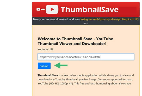 cara download thumbnail youtube