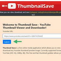 Cara Download Gambar Thumbnail YouTube dengan Mudah