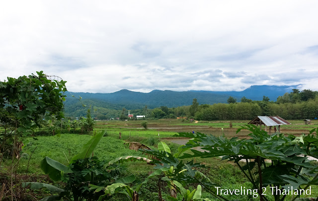 Traveling in North Thailand