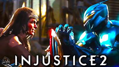 Injustice 2 - טריילר חדש מציג את וונדר וומן ובלו ביטל במשחק
